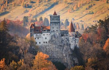 Trip to Bran Castle